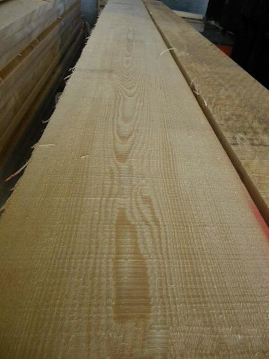Sawn timber from Riegler Timber Trading